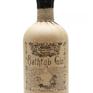 bathtub-gin