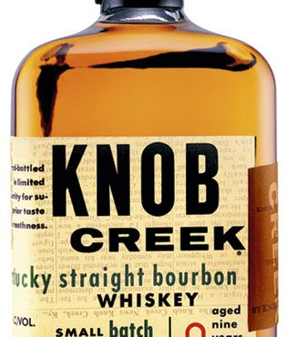 Knob Creek Bourbon
